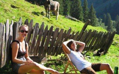 """""""Kleine Arche Noah in den Bergen"""" von Dr. Rolf Ullner"""